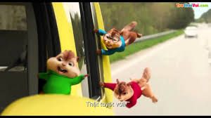 Sóc siêu quậy 4 - Alvin and the Chipmunks The Road Chip trailer - YouTube