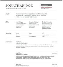 Contemporary Resume Format Extraordinary Modern Resume Formats Modern Fresher Resume Format Modern Resume