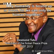 Desmond Tutu's quotes, famous and not much - QuotationOf . COM via Relatably.com