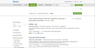 the best websites to make money online site 1 elance