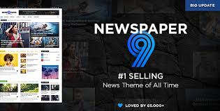 Newspaper Html Template Free Download Newspaper V9 1 Premium Wordpress Theme The Megazine