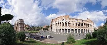 colosseum colosseum area roma lazio