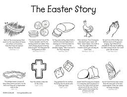 Bible Story Coloring Pages Palm Sunday My Localdea