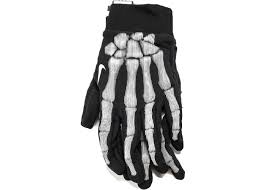 Nike Skeleton Sphere Running Gloves Black