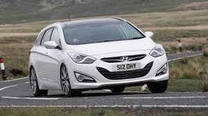 Hyundai i40 Tourer Review | Top Gear