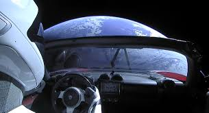 tesla car in space live. watch the live feed from spacex\u0027s roadster-driving starman in space | techcrunch tesla car