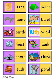 250 free phonics worksheets covering all 44 sounds, reading, spelling, sight words and sentences! Phonics Phase 4 Picture Word Dominoes Cvcc Words Phase 4 Phonics Words