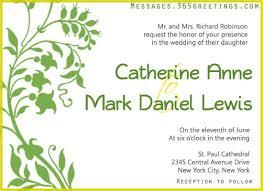 Sample Wedding Invitation Wording Wedding Invitation Wording Samples 365greetings Com