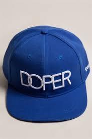 Бейсболка TRUESPIN Doper Snapback (Royal, O/S) - Бордшоп#1