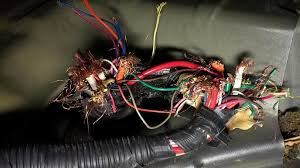 rats ate my car wiring' car owner nbc 5 dallas fort worth how long does a wiring harness last at How Much Does A Wiring Harness Cost
