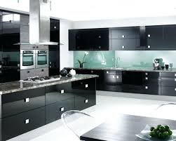 black cabinets white countertops dark gray quartz countertops with white cabinets