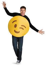 Wink Emoticon Costume Escapade Uk