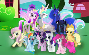 my little pony friendship wallpapers