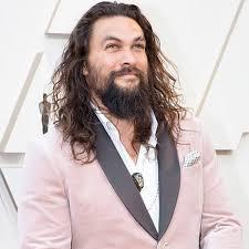 прощай аквамен джейсон момоа сбрил бороду впервые за семь лет видео
