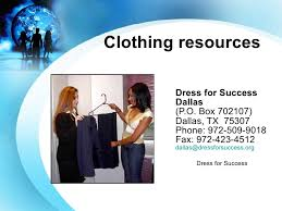 dress for success  24
