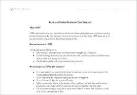 Personal Leadership Plan Template Sample Leadership Development Plan