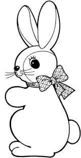 Top 15 Free Printable Easter Bunny Coloring Pages Online Coloring