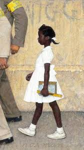 Image result for ruby bridges clipart