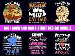 Top Selling T Shirt Designs Best Selling Mom And Dad T Shirt Design Bundle Hello