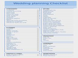 wedding planning checklist template how free printable wedding planner checklist is going to