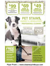 carpet cleaning flyer cleaning flyer 8 5 x 5 5 c0003