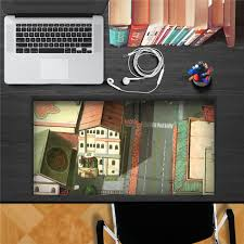 anime street pag sticker 3d desk sticker wall decals home wall desk table decor gift