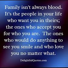 Family Isn T Always Blood Quotes Best Family Isn't Always Blood Delightful Quotes