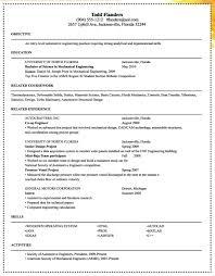 Chemical Engineer Resume Unique Engineering Resume Templates Resume