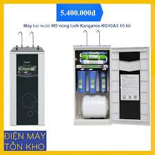 Máy lọc nước RO nóng lạnh Kangaroo KG10A3 10 lõi - Điện Máy Tồn Kho