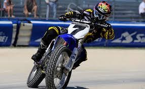 american flat track news sammy halbert kicks off 2014 ama pro