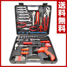 sunday carpentry tool set diy set furniture assembling bicycle car motorcycle for the atlas atlas home tool set 67pcs with the battery type driver