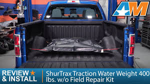 1997-2017 F-150 ShurTrax Traction Water Weight 400 lb. w/o Field ...