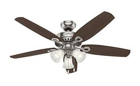 hunter 53237 builder plus 52 inch ceiling fan review