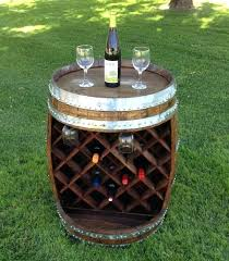wine barrel wine rack furniture. Contemporary Rack Wine Barrel Rack Furniture   To Wine Barrel Rack Furniture