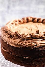 Followed the recipe exactly except for a sub for the buttermilk, and used your single layer alternative per your recommendation for bake time for the chocolate walnut cake version (325 f for. Easy Keto Chocolate Cake Recipe Low Carb Africa