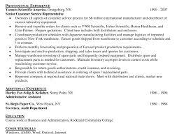 skills of customer service representative resume sample resume for customer service agent wonderful
