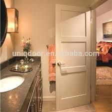 white interior 3 panel doors. Contemporary White Shaker Panel Door 3 Equal Style White Bathroom Bedroom Wood  Designs 4   And White Interior Panel Doors O