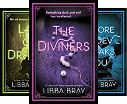 Image result for the diviners series book covers