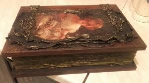 old book box