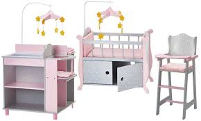 Olivia s Little World Baby Doll Nursery Room Furniture