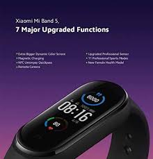 <b>Xiaomi Mi</b> Band 5 Smart <b>Bracelet</b> 4 colori AMOLED Screen: Amazon ...
