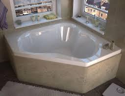 venzi tovila 60 x 60 corner soaking bathtub with center drain vz6060c elite fixtures