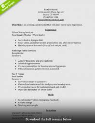 The Best Way To Write Medical Assistant Internship Resume Examples
