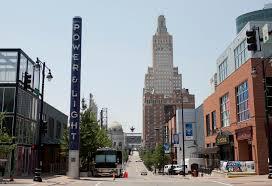 Kc Power Light Company Kansas Citys Power And Light Building Awaits New Role The