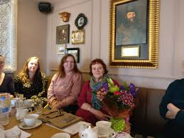 """Megan Vickery on Twitter: """"Congratulations Polly Ferguson. You deserve your  MBE recognition for all your great work giving mums and families. It was  lovely to be part of the Maternity Voices meeting"""