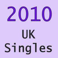 Uk No 1 Best Selling Music Singles For 2010 Totally Timelines