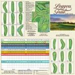 Scorecard - Loggers Trail Golf Course