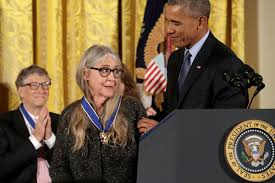 Apollo Software Engineer Margaret Hamilton Receives Presidential
