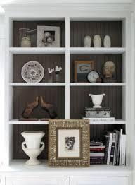 decorating bookshelves ideas