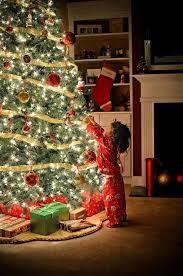 KidschristmastreelightsChristmas Tree Kids